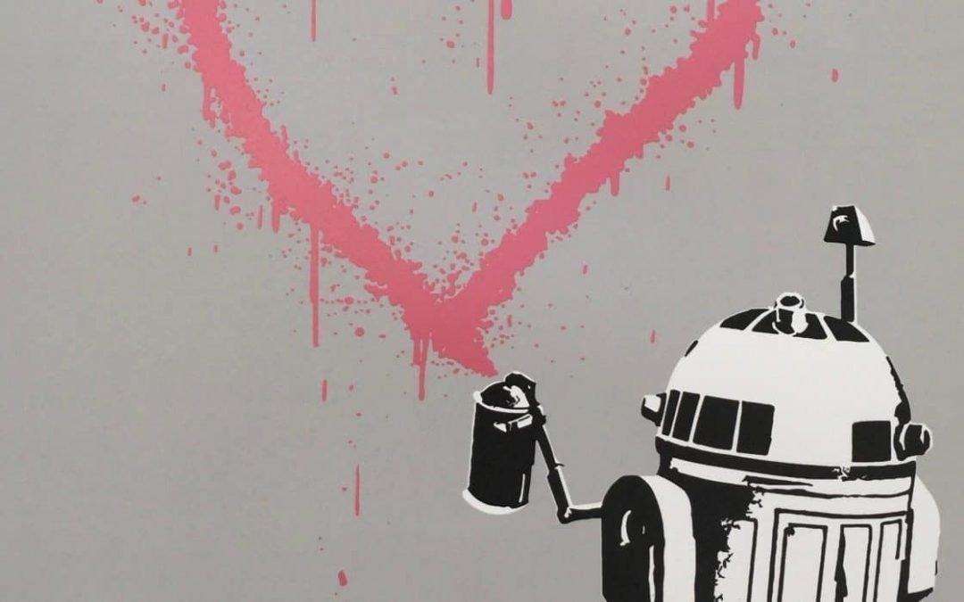 Ryca donates print to Code/Art Miami – inspiring girls to code via art