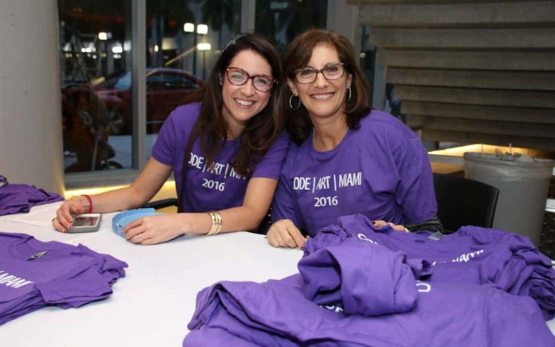 Code/Art Miami: Inspiring Girls to Code through Art