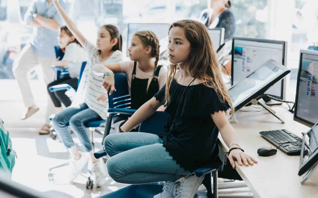 Good to Code! Code/Art partners with SapientRazorfish on girls coding workshops