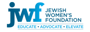 Jewish Women's Foundation Logo