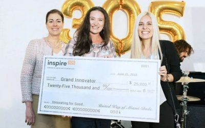 Inspire305 selects Code/Art as $25,000 Grand Innovator Award Winner!