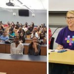 Code/Art Women in Computer Science Panel at FIU SCIS