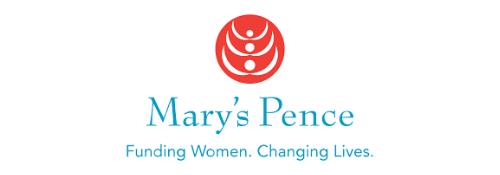 Mary's Pence logo