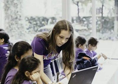 coding workshop instructor