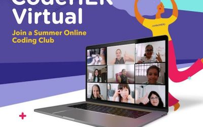 CodeHER Summer Clubs Registration is Open!